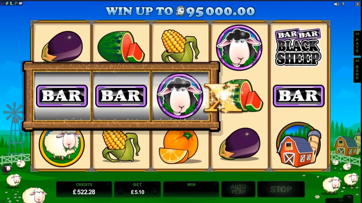 Access the free spins features at once!